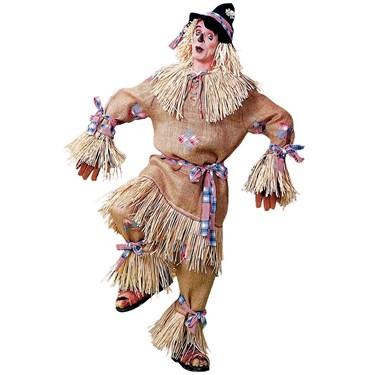 Scarecrow Deluxe Adult Plus Costume