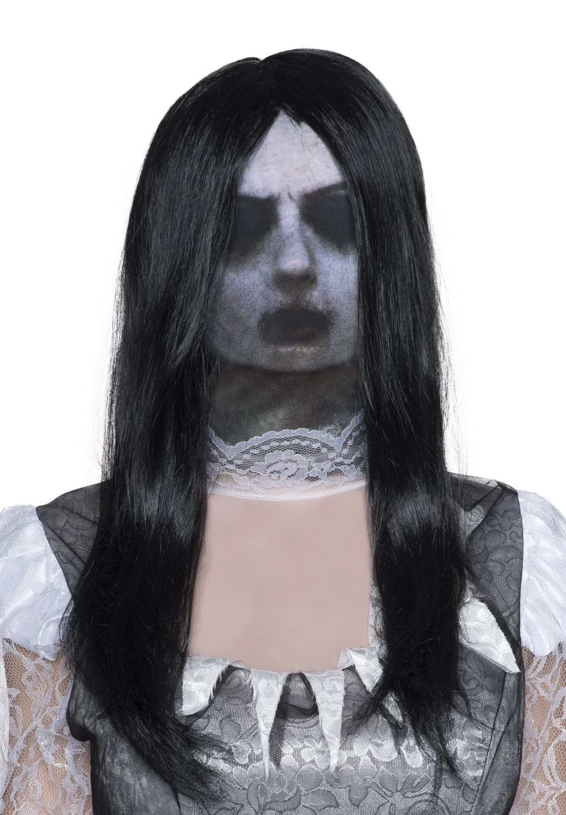 Scary Ghost Mask