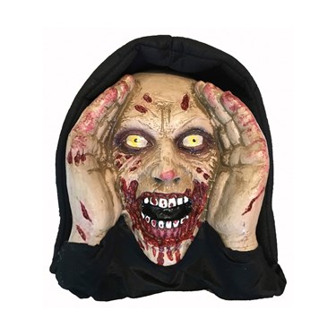 """Scary Peeper Real Eyes""""Zombie"""""""