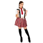 School Girl Adult Costume