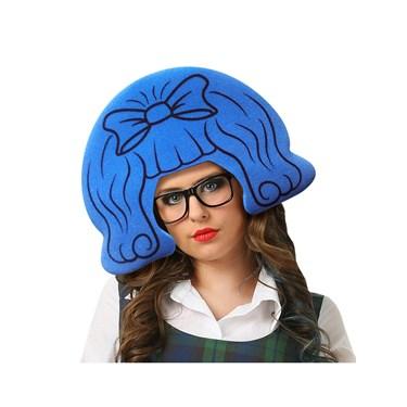 Schoolgirl Adult Wig