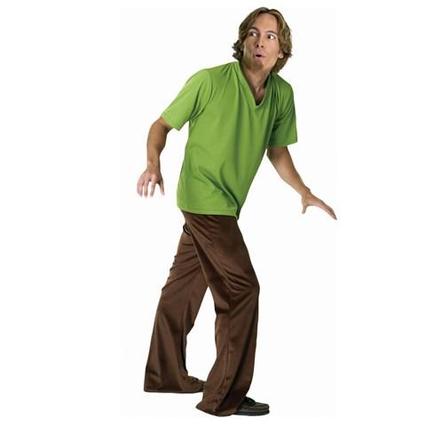 Scooby-Doo  Shaggy  Adult Costume