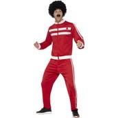 Scouser Tracksuit Men's Costume
