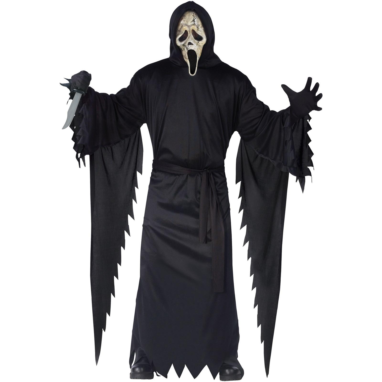 scream 4 zombie ghost face teen costume. Black Bedroom Furniture Sets. Home Design Ideas