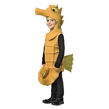 Seahorse Toddler Costume