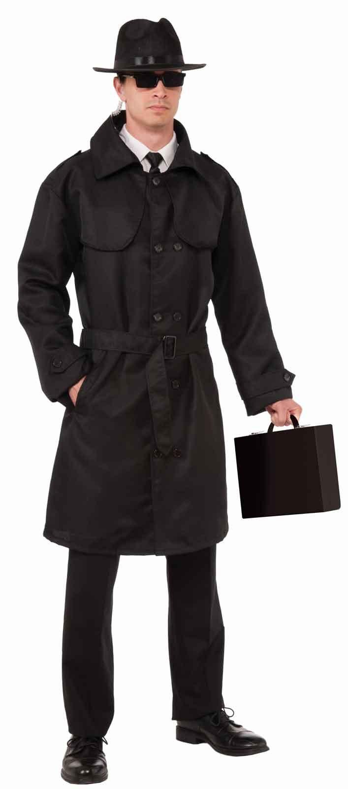 Secret Spy Trench Coat BuyCostumescom