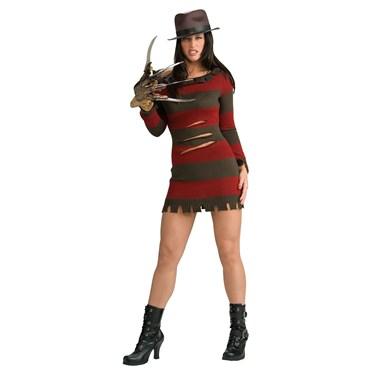 Secret Wishes Ms Krueger Adult Costume