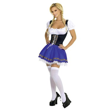 Service Wench Adult Costume