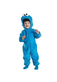 Click Here to buy Sesame Street - Cookie Monster Baby & Toddler Cost from BuyCostumes
