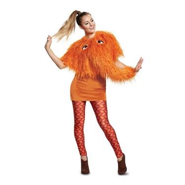 Sesame Street  Snuffy Ladies Deluxe Adult Costume