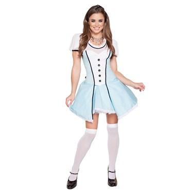Sexy Alluring Alice Costume