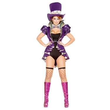 Sexy As Mad As a Hatter Costume