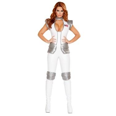 Sexy Astronaut Commander Costume