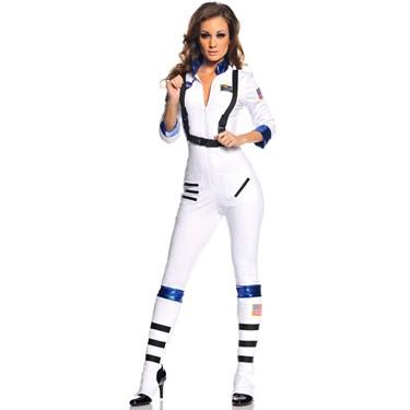 Sexy Blast Off Astronaut Womens Costume