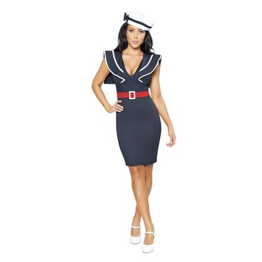 Sexy Captain's Choice Costume