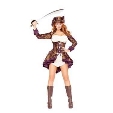 Sexy Classy Pirate Costume