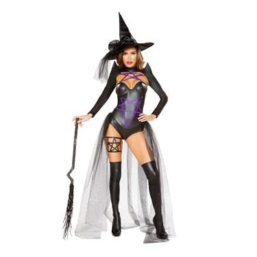 Sexy Dark Witch Costume