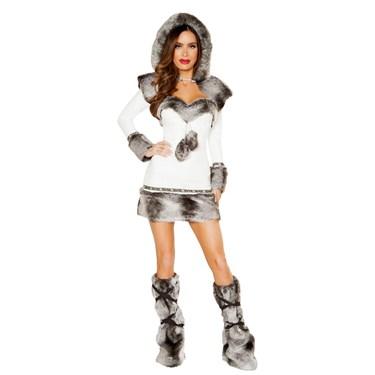 Sexy Eskimo Hottie Costume