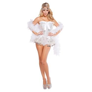 Sexy Flirty Flapper Costume
