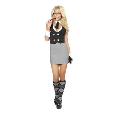 Sexy Librarian Costume