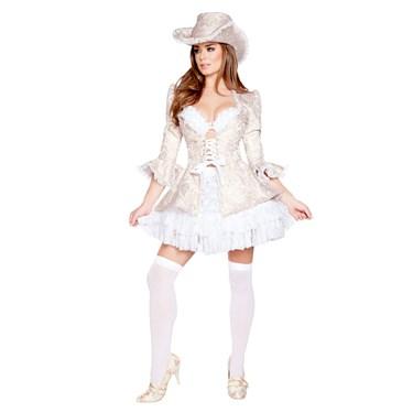 Sexy Marie Antoinette Costume