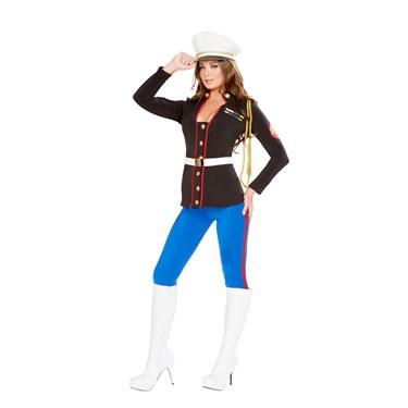 Sexy Marine Corporal Costume