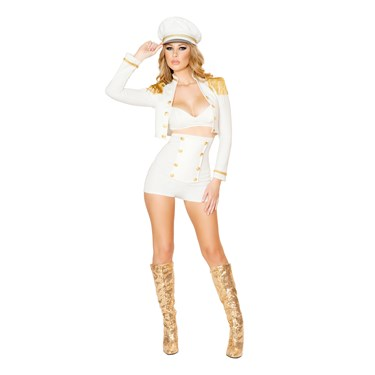 Sexy Sultry Sailor Babe Costume