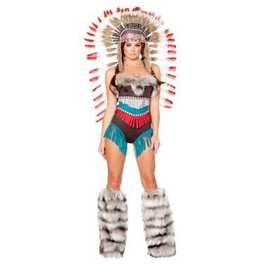 Sexy Warchief Hottie Costume