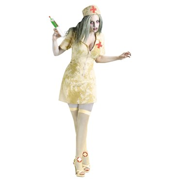 Sexy Zombie Nurse Adult Costume