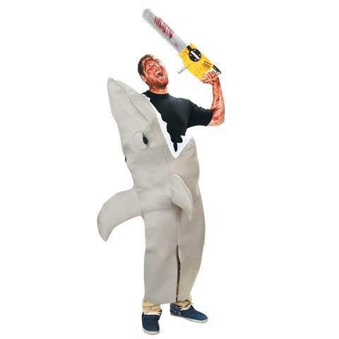 Mens fish costumes for Fish costume men