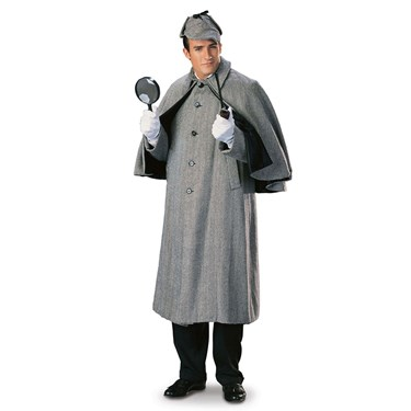 Sherlock Holmes Regency Collection Adult Costume