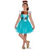 Shopkins Cheeky Chocolate Girls Classic Costume