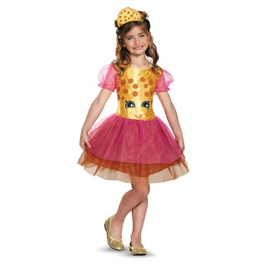 Shopkins Kookie Cookie Child Costume