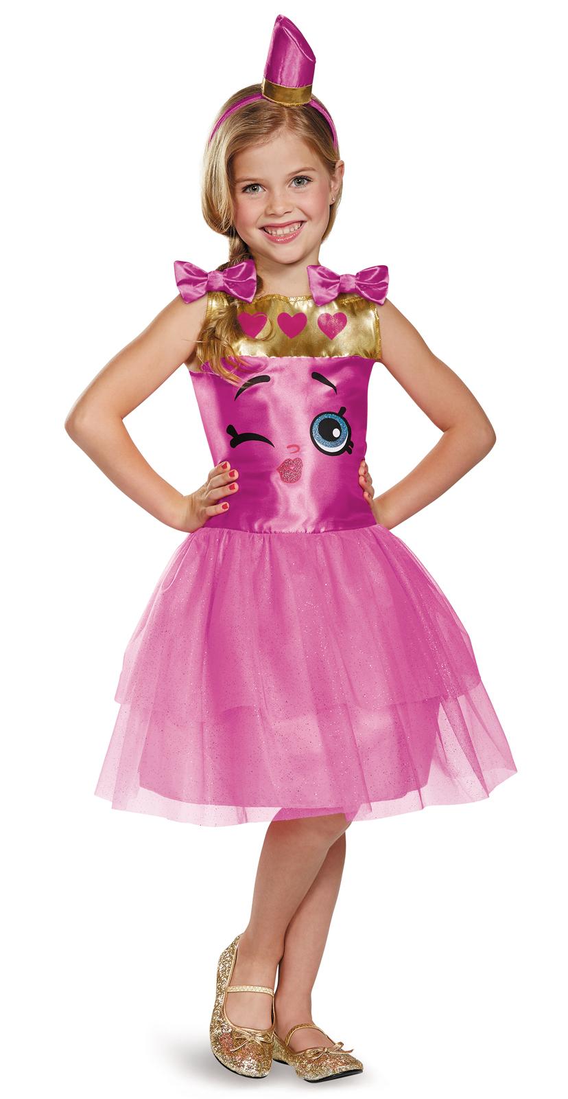 nerd halloween costumes girls kids shopkins lippy lips child costume buycostumes