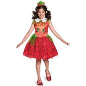 Shopkins Strawberry Kiss Girls Costume