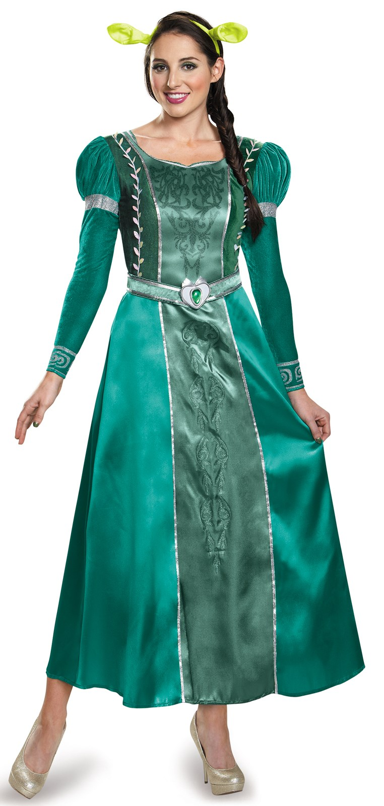 Shrek Deluxe Womens Princess Fiona Costume