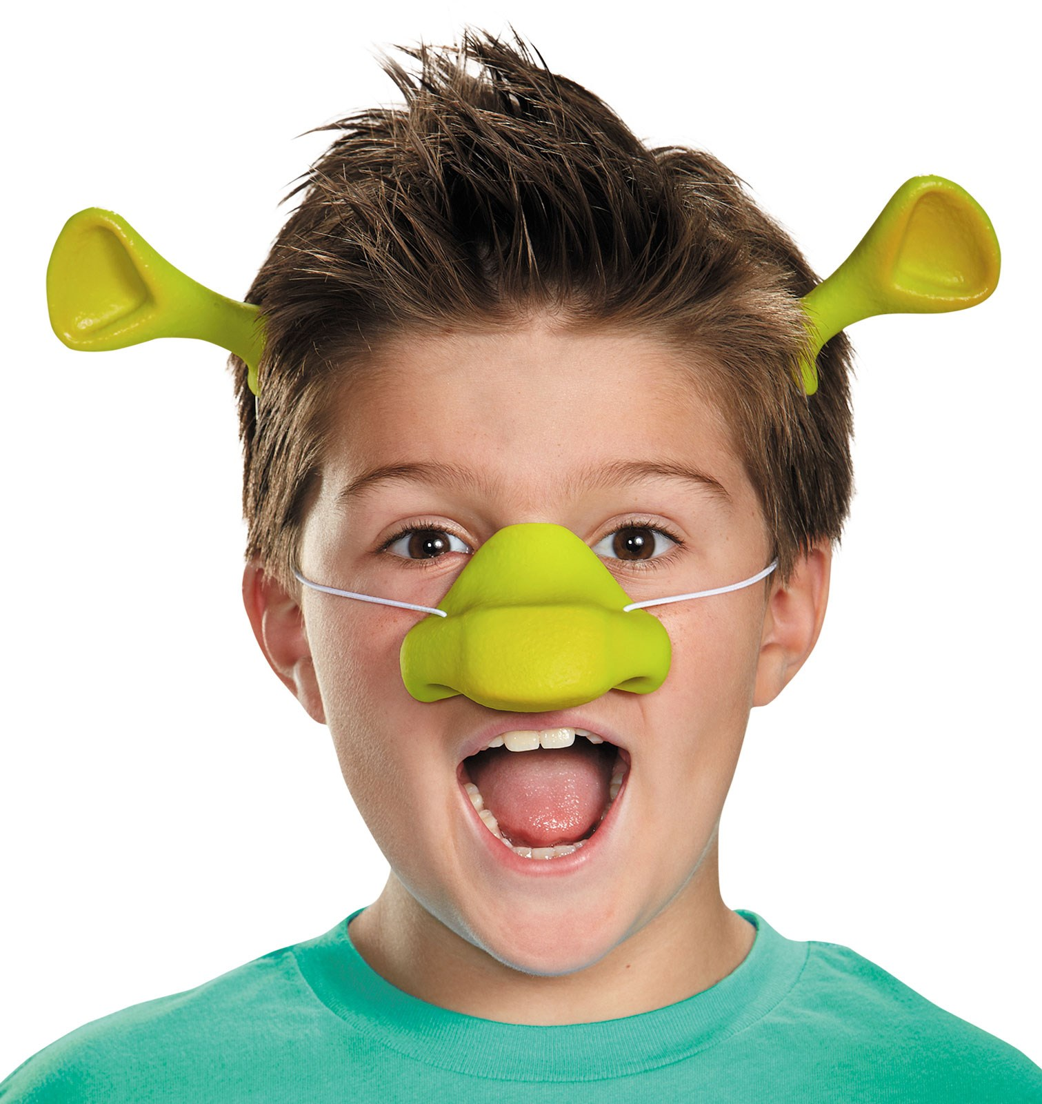 Shrek Nose & Ears Accessoy Kit