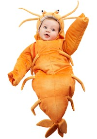 Click Here to buy Shrimp Bunting Baby Costume from BuyCostumes