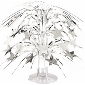 Silver Star Mini Cascade Centerpiece