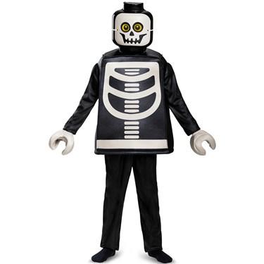 Skeleton Deluxe Child Costume