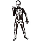 Skeleton Skin Suit for Kids