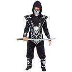 Skull Lord Ninja Child Costume