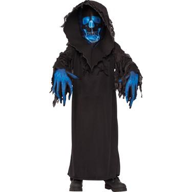 Skull Phantom Child Costume