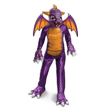 Skylanders - Spyro Deluxe Child Costume