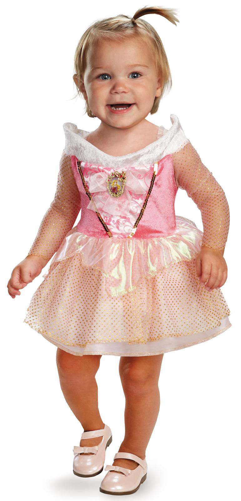 Sleeping Beauty Aurora Infant Costume | BuyCostumes.com