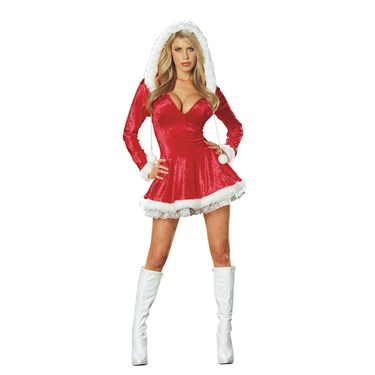 Sleigh Belle Adult Costume