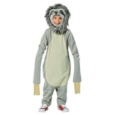 Sloth Child Costume