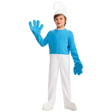 Smurf Deluxe Child Costume