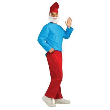 Smurfs Papa Smurf Adult Costume