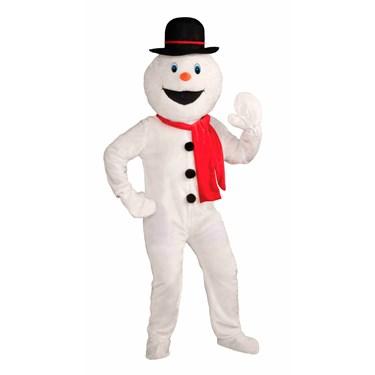 Snowman Deluxe Mascot
